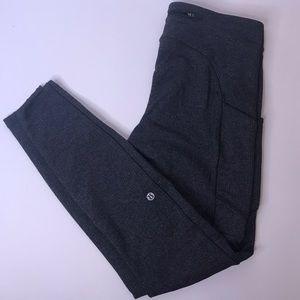 Like-New Lululemon Gray Athletic Pants, 10